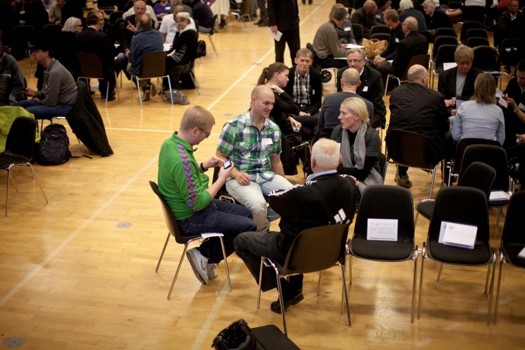 Torsdag d. 22. november 2012 afholdt Kolding Kommune i samarbejde med Stagis 'Visions Forum' for ca. 600 borgere i Kolding Kommune i forbindelse med lokalplanen 'Vision 2012', som skal opsætte mål for Kolding Kommunes fremtid.