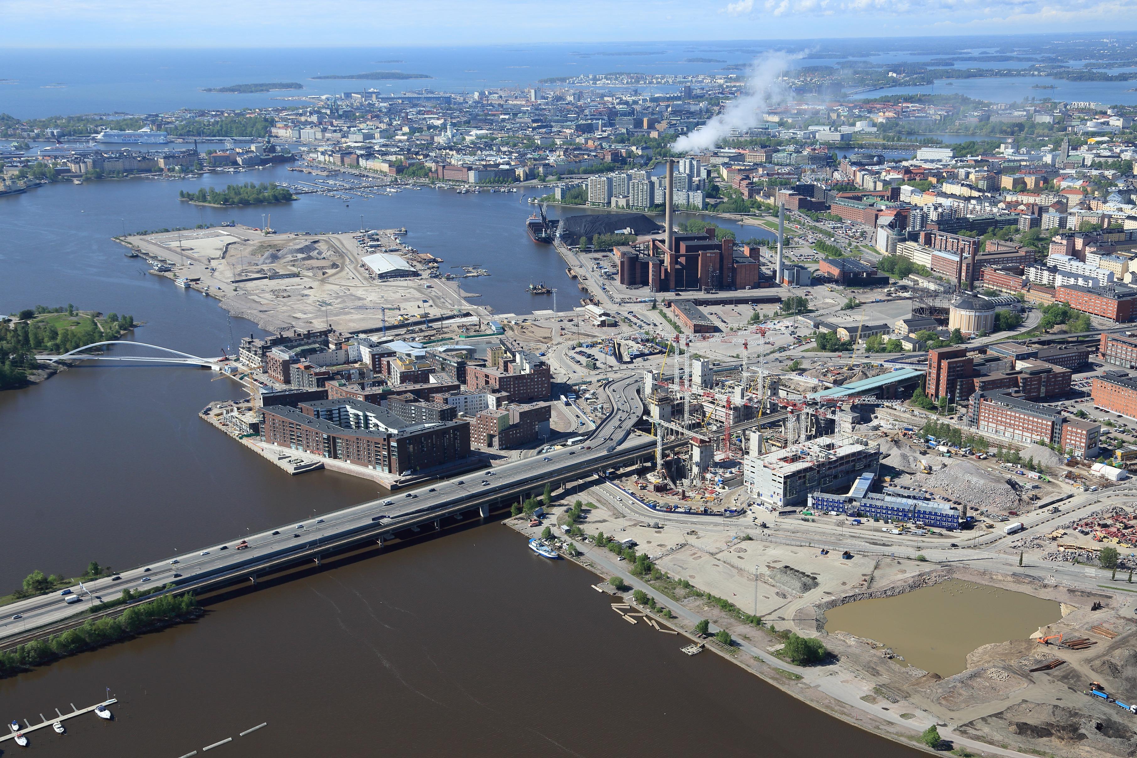 Ilmakuvat Helsinki